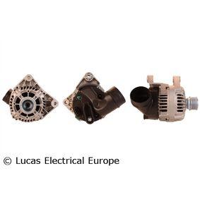 Lichtmaschine Rippenanzahl: 6 mit OEM-Nummer 1231 1432 984