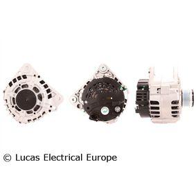 Lichtmaschine VW PASSAT Variant (3B6) 1.9 TDI 130 PS ab 11.2000 LUCAS ELECTRICAL Generator (LRA02756) für