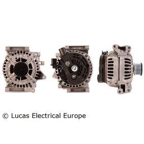 Generator Rippenanzahl: 6 mit OEM-Nummer A 014 154 07 02