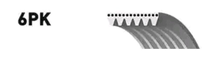 Rippenriemen & Keilrippenriemensatz GATES 6PK1082 Bewertung