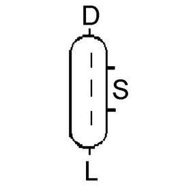 Lichtmaschine Art. Nr. LRA02918 120,00€