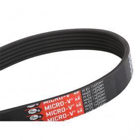 V-Ribbed Belts 6PK1123 OCTAVIA (1U2) 1.6 MY 2000
