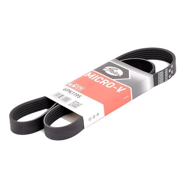 Poly V-Belt 6PK1195 GATES 865310239 original quality