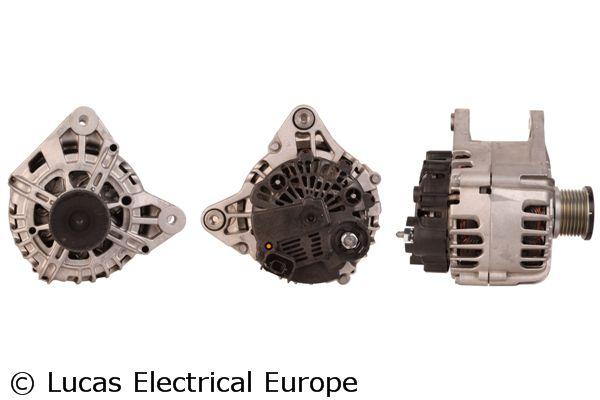 LUCAS ELECTRICAL  LRA03317 Alternador Número de nervaduras: 7