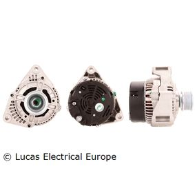 Lichtmaschine Rippenanzahl: 6 mit OEM-Nummer A008 154 96 02