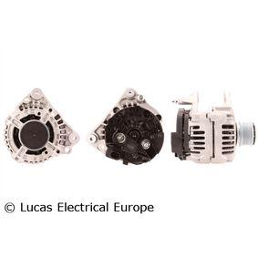 Lichtmaschine Rippenanzahl: 6 mit OEM-Nummer 038-903-023L