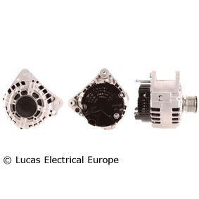 Lichtmaschine Rippenanzahl: 6 mit OEM-Nummer 028 903 028E