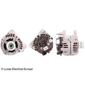 Lichtmaschine Rippenanzahl: 6 mit OEM-Nummer 038903018RX