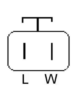 Alternador LUCAS ELECTRICAL LRB00487 evaluación