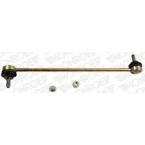 Rod / Strut, stabiliser Length: 335mm with OEM Number 96 347 856