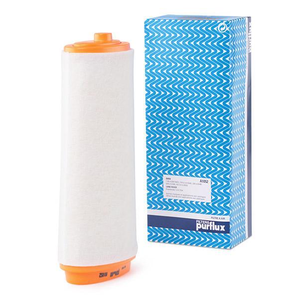 Luftfilter PURFLUX A1052 Erfahrung