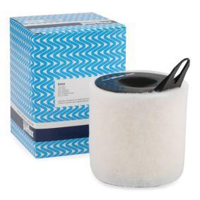 PURFLUX  A1201 Luftfilter Höhe: 199mm