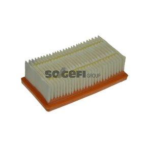 Luftfilter A1272 TWINGO 2 (CN0) 1.2 TCe 100 Bj 2020
