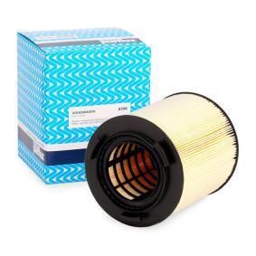 Air Filter A1344 Fabia 2 (542) 1.4 TSI RS MY 2011