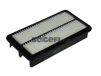 PURFLUX  A1419 Filtro de aire Long.: 302mm, Ancho: 159,5mm, Altura: 54,5mm