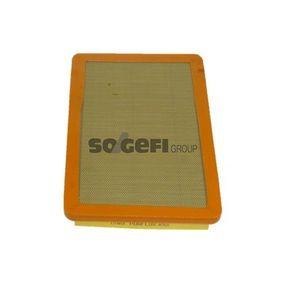 Filtre à air Longueur: 306mm, Largeur: 171mm, Hauteur: 34mm avec OEM numéro 60538903
