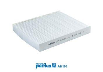 Cabin Air Filter PURFLUX SIP1678 3286061856320