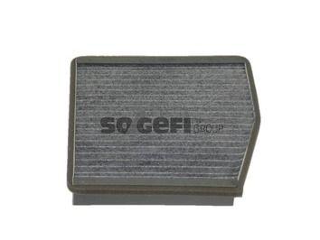 PURFLUX  AHC154 Filter, Innenraumluft Länge: 234mm, Breite: 218mm, Höhe: 30mm