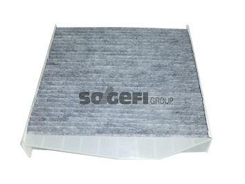 PURFLUX  AHC304 Filter, Innenraumluft Länge: 280mm, Breite: 241mm, Höhe: 48mm