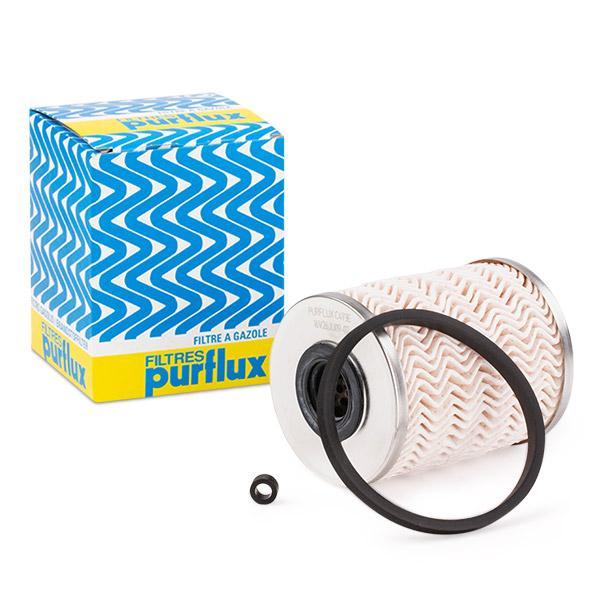 Filtro de Combustible PURFLUX C493E conocimiento experto