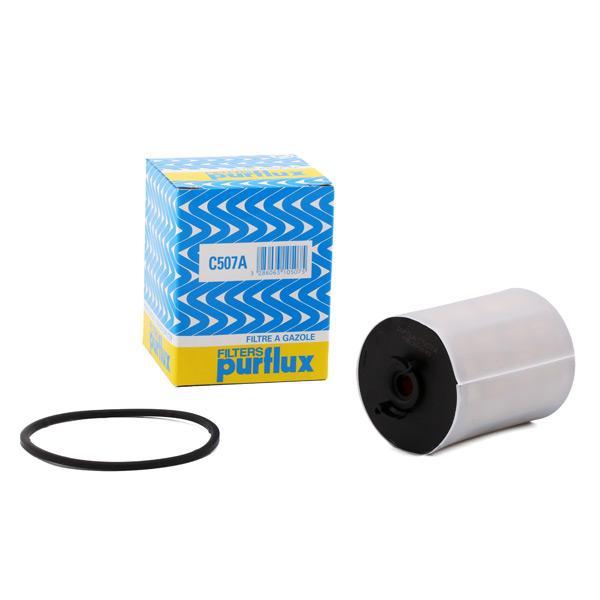Filtro de Combustible PURFLUX C507A conocimiento experto