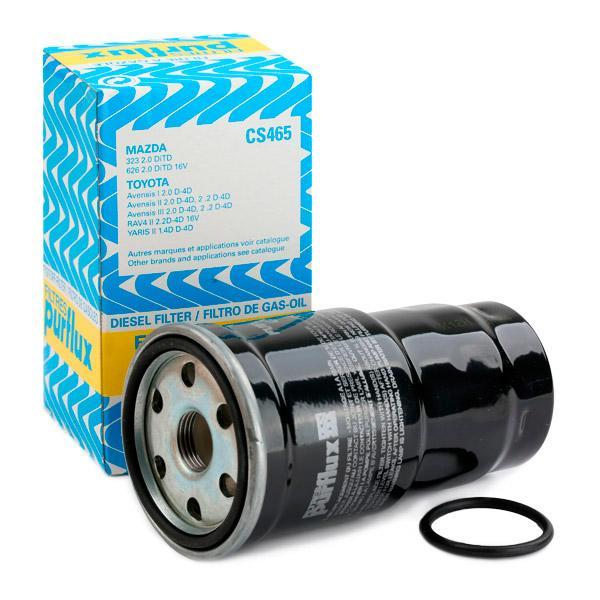 Filtro de Combustible PURFLUX CS465 conocimiento experto