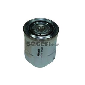 Fuel filter Height: 119mm with OEM Number 23390-26140