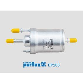 Kraftstofffilter Höhe: 165mm mit OEM-Nummer 6Q0 201 051