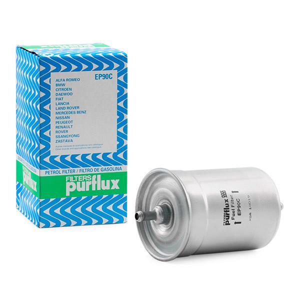 Kraftstofffilter PURFLUX EP90C Erfahrung