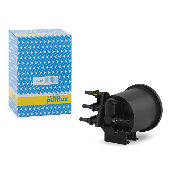 Filtro de Combustible PURFLUX FC500E conocimiento experto