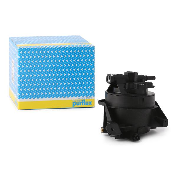 Inline fuel filter PURFLUX FC582 expert knowledge