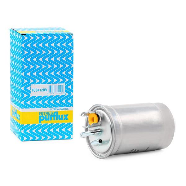 Inline fuel filter PURFLUX FCS412BV expert knowledge
