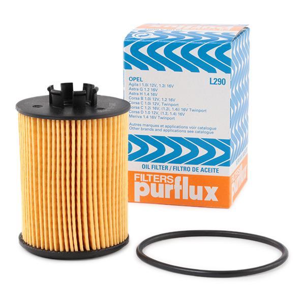 Ölfilter PURFLUX L290 Erfahrung