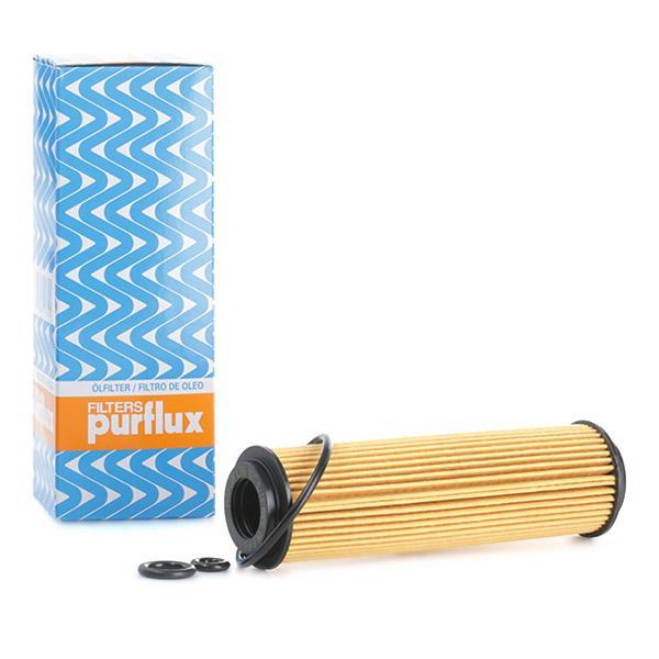 Ölfilter PURFLUX L366 Erfahrung