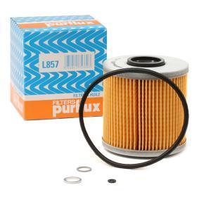 PURFLUX L857 connaissances d'experts
