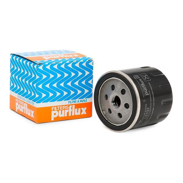 Filtre d'huile PURFLUX LS131 connaissances d'experts