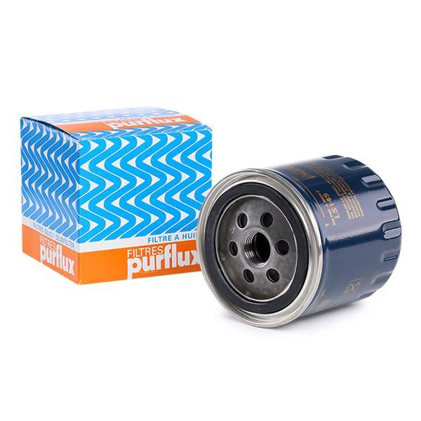 Filtro de aceite de motor PURFLUX LS149 conocimiento experto