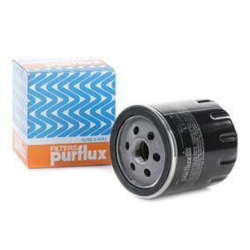 PURFLUX  LS205 Ölfilter Ø: 76mm, Höhe: 85mm