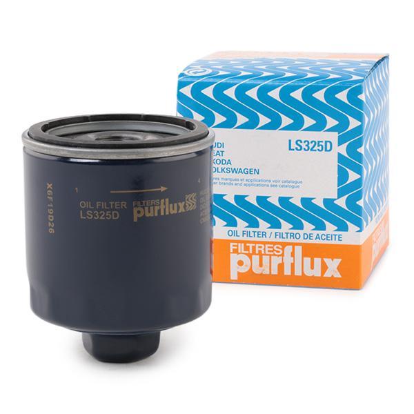 Ölfilter PURFLUX LS325D Erfahrung