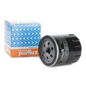 PURFLUX  LS346 Ölfilter Ø: 76mm, Höhe: 85mm