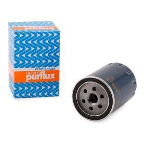 PURFLUX Ölfilter LS702 für AUDI 80 (81, 85, B2) 1.8 GTE quattro (85Q) ab Baujahr 03.1985, 110 PS