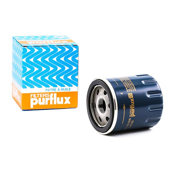 Ölfilter PURFLUX LS743 Erfahrung