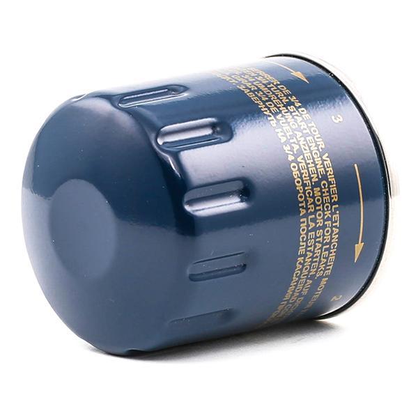 Ölfilter PURFLUX LS743 3286061763697