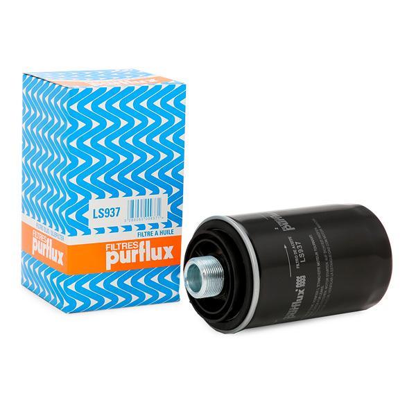 Filter PURFLUX LS937 Erfahrung