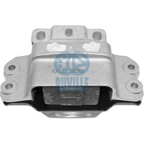 RUVILLE Lagerung, Automatikgetriebe 335708 für AUDI A3 (8P1) 1.9 TDI ab Baujahr 05.2003, 105 PS