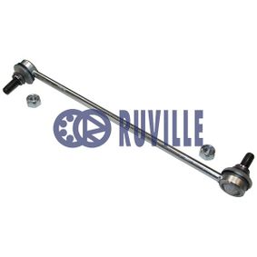 Brat / bieleta suspensie, stabilizator Lungime: 298mm cu OEM Numar 122 37 92