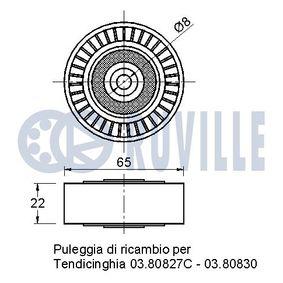 Axialgelenk VW PASSAT Variant (3B6) 1.9 TDI 130 PS ab 11.2000 RUVILLE Spurstange (915734) für