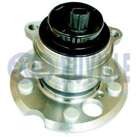 RUVILLE Lagerung, Lenker 985431 für AUDI A4 (8E2, B6) 1.9 TDI ab Baujahr 11.2000, 130 PS