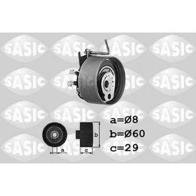 SASIC  1704010 Spannrolle, Zahnriemen Ø: 59mm