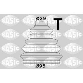 Комплект маншон, полуоска 1906027 Golf 5 (1K1) 1.9 TDI Г.П. 2008
